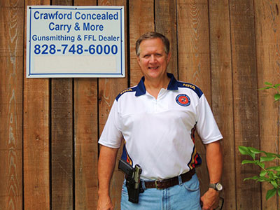 Owned and Operated by Greg and Cathy Crawford